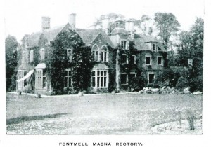 Fontmell Magna Rectory