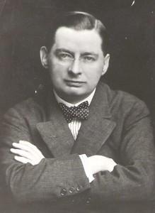 Sir Newman Flower, 1915