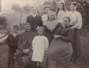 The Gladdis family
