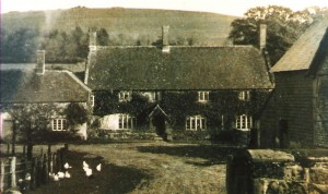 Manor Farm, Compton Abbas