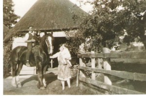 Blandfords Farm, Ben and Ruth Chick