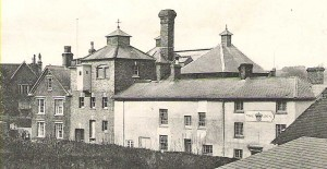 Fontmell Brewery and Crown Hill