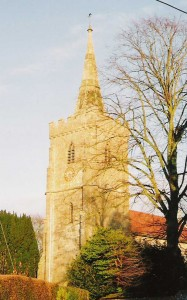 St Mary's Church, Iwerne Minster