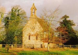 St Nicholas' Church, Ashmore