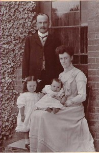 William Stainer and family