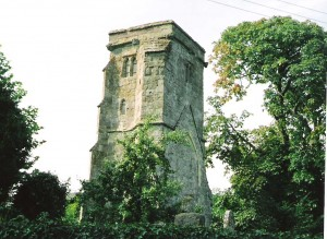 Tower of the Church of St Mary, East Compton