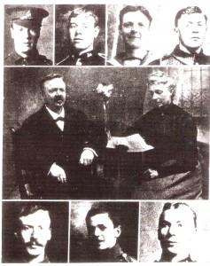 The Still Family in 1915