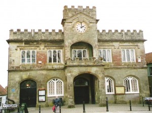 Shaftesbury Town Hall