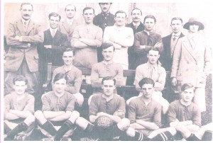 Iwerne Minster football team