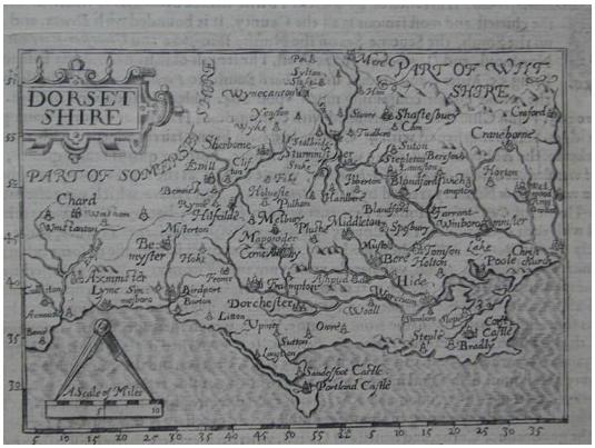Dorsetshire John Bill 1626
