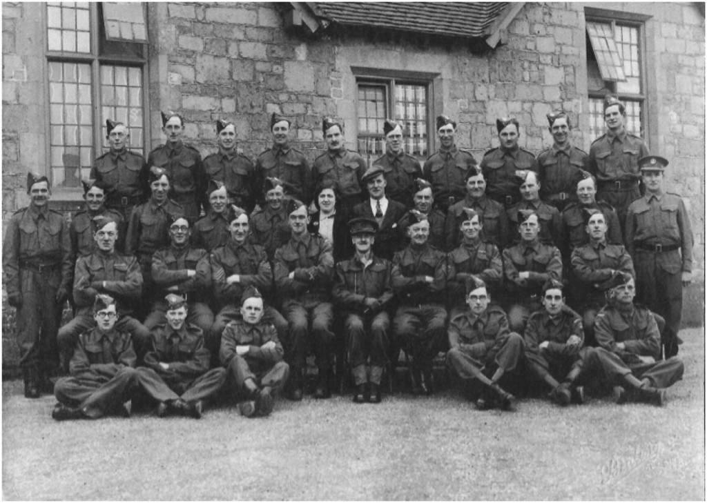 The Fontmell Magna Home Guard 1940-1942