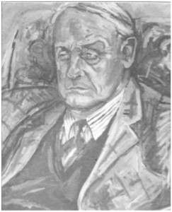 Portrait of Dr Geoffrey Tapper