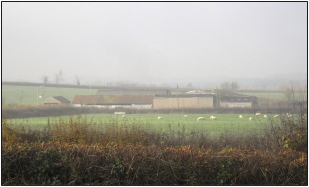Lower Hartgrove Farm in 2014