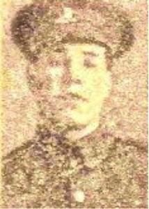 Private F.G. Frampton