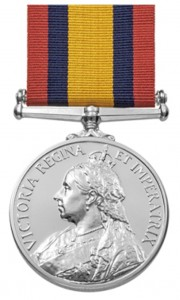 The Queen's South Africa Medal